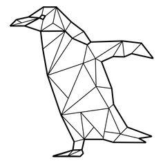 Geometric Shapes Art, Geometric Drawing, Geometric Designs, Stylo 3d, Polygon Art, Stained Glass Patterns, Metal Wall Art, Vinyl Wall Art, Office Art