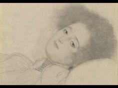 The Magic of Line: Gustav Klimt's Artistic Process