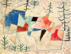 Paul Klee, Edelkippe, 1933, Mario Mauroner Contemporary Art Salzburg-Vienna