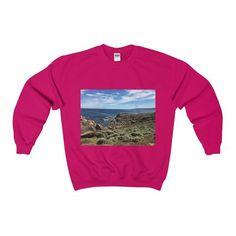 A tiny slice of nature/Heavy Blend™ Adult Crewneck Sweatshirt