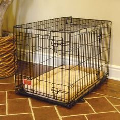 Majestic PetTM Titan 48' Divider Panel Dog Crate ** Special dog product just for you. See it now! : Dog cages