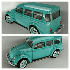 Classic Car News Pics And Videos From Around The World Volkswagen Germany, Auto Volkswagen, Vw T1, Carros Vintage, Vw Wagon, Combi Wv, Vw Pickup, Vw Classic, Beetle Car