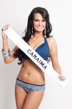 Miss Turismo Canaima 2013, Adriana Carfagnini de 23 años y 1,73 mts. @Adriana Valdez