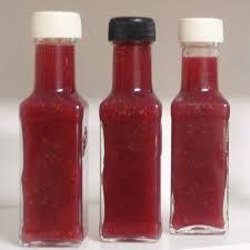 Rezept Granatapfel-Sirup von Juxta - Rezept der Kategorie Saucen/Dips/Brotaufstriche