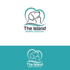 Design a whimsical logo for a veterinary clinic by Ipastva