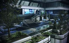 Shalmar Plaza - Priority Citadel II from Mass Effect
