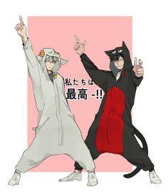 Resultado de imagen para kuroo y bokuto