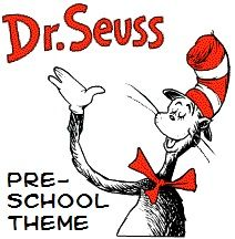 There are many fun ways you can celebrate the Birthday of Dr. Suess (March 2). Below are some theme activity ideas related to many of his books.