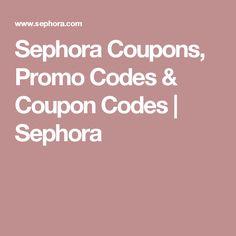 Sephora Coupons, Promo Codes & Coupon Codes | Sephora