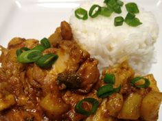 Jamaican Curry Chicken. DELICIOUS!