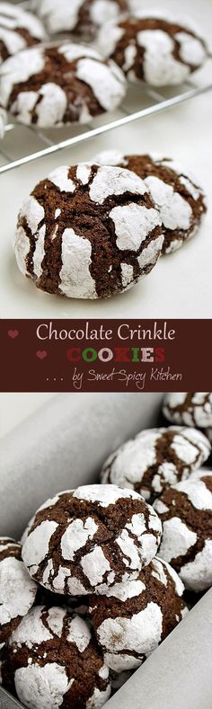 Chocolate Crinkle Cookies… 16, 15, 14… days left till Christmas. Everything is about holidays these days! My son keeps talking about Santa and asking when Santa will come and bring presents. He is a real chocolate fan. After Candy Cane Chocolate Oreo Bites and Holiday Maraschino Cherry Shortbread Cookies, I've decide to surprise him with Chocolate...Read More »