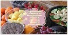 Intenciones ~ Miércoles Mudo/WordlessWednesday: Lo Natural es lo mejor #MamaHolistica #MM