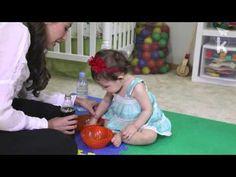 ¿Está pegajosa? Actividad para bebés de los 10-12 meses. (Estimulación temprana)