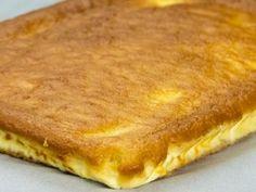 Se prepară atât de simplu, încât veți dori să o preparați mereu – plăcintă turnată cu brânză!