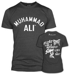 WANT!  Float like a butterfly T-Shirt