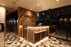 Hokkaido Ramen Santouka restaurant by ZYCC, Okinawa – Japan » Retail Design Blog