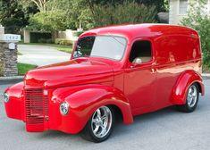 1941 International Harvester 1200 PANEL TRUCK RESTOMOD - AC - BIG BLOCK | eBay Motors, Cars & Trucks, International Harvester | eBay!