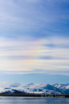 can you see it rainbow over the tsomoriri lake in ladakh See It, Asia, Rainbow, Canning, Mountains, Nature, Travel, Heaven, Viajes