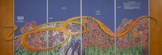 Public Art, Mosaic Art, Health Care, Mosaics, Health