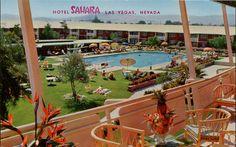 Hotel Sahara, Las Vegas, Nevada