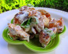 Bacon Ranch Potato Salad | Plain Chicken