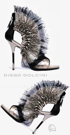 Brilliant Luxury by Emmy DE * Diego Dolcini Collection