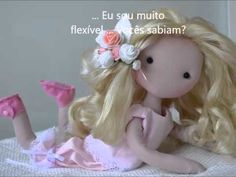 Muñeca Soft Articulada Bárbara - vídeo 008