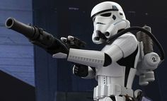 Hot Toys Spacetrooper Sixth Scale Figure