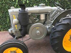 Te koop landini l25 gloeikop tractor bj 1954 totaal gerestaureerd in 2014-2015 met o.a.: Nieuwe banden, radiateur, afdichtingen, oliekeringen, remvoering, koppelingsplaten, verlichting en