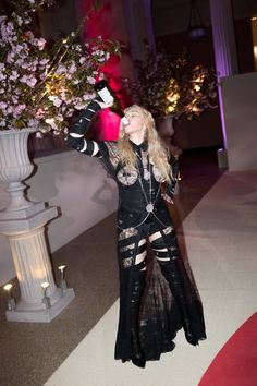 Pin for Later: The 69 Met Gala Moments You Need to See  Pictured: Madonna