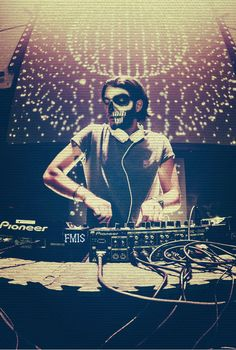 Alesso on Halloween
