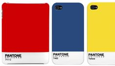 Funda Pantone para iPhone y iPad