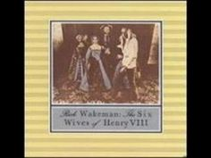 Find a Rick Wakeman - The Six Wives Of Henry VIII first pressing or reissue. Complete your Rick Wakeman collection. Shop Vinyl and CDs. Rock Album Covers, Classic Album Covers, Lp Cover, Cover Art, Lps, Enrique Viii, Jazz, Rick Wakeman, Wives Of Henry Viii