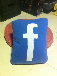 Facebook Pillow...