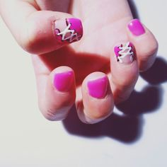 #nail#pink#corsetto