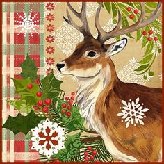 Winter.-.01.of.03.-.Reindeer.-.Jennifer.Brinley