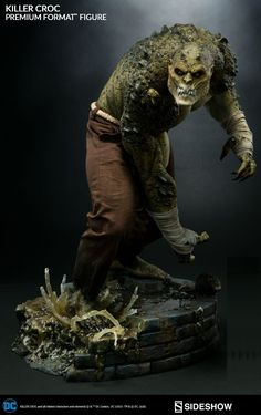 Sideshow Collectibles DC Comics Killer Croc Premium Format Figure