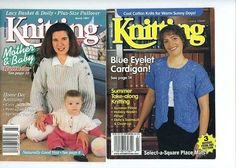 Knitting Digest Magazine March 1997  & July 1999 Pre-Owned Really Good Condition #KnittingDigest #Backissues #Knittingpatterns