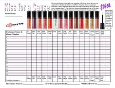Lip gloss fundraiser Call/Text: (580)318-2551 www.marykay.com/rmadl