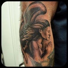 #Tattoo #NJ #ScreaminInk #Inked #Ink #Art #SkinArt