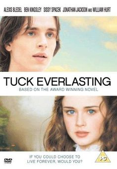 A young woman meets and falls in love with a young man who is part of a family of immortals. (90 mins.) Director: Jay Russell Stars: Alexis Bledel, Jonathan Jackson, Sissy Spacek, William Hurt