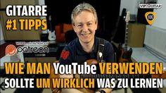Wie man YouTube verwenden sollte um wirklich was zu lernen - Gitarren Ha...