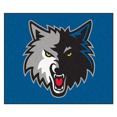 Minnesota Timberwolves NBA 5x6 Tailgater Mat (60x72)