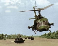Army 82nd Airborne On Patrol Very Hazey Glossy 8x10 Photo Vietnam War U.S
