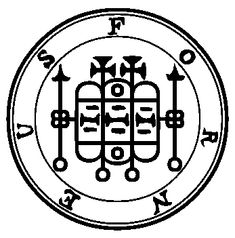 The Seal of Forneus