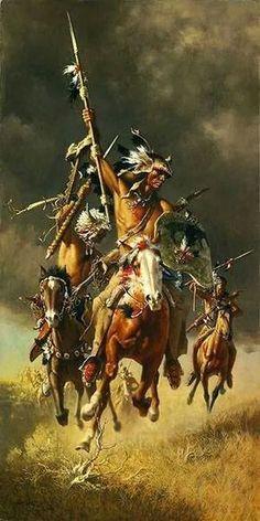 Native American Indian art More Native American Warrior, Native American Beauty, Native American Tribes, American Indian Art, Native American History, American Indians, American Symbols, American Women, Native American Paintings