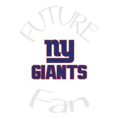 SVG - Future NY Giants Fan - Football - Maternity Tshirt Design - Maternity Football - Pregnant - Mom Tshirt Design - Football Mom