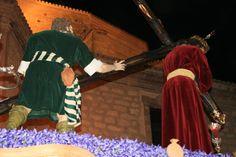 Fotografía de Juan Gallardo González. Martes Santo -Ciudad Real- Realizada con una cámara fotográfica