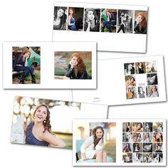 modern photo album design layouts