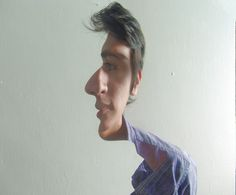 Optical illusions are the best.